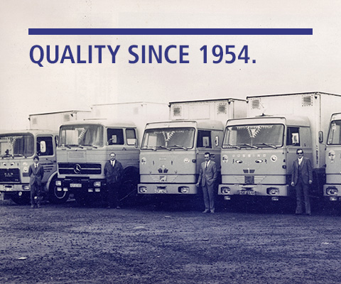 QUALITY SINCE 1954. MOBIL